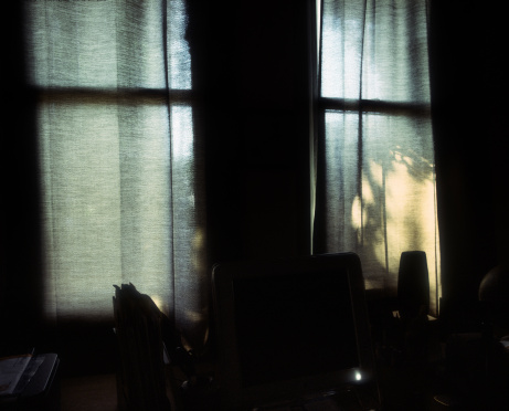 """Shadowy Room"" by Arunas Klupsas"