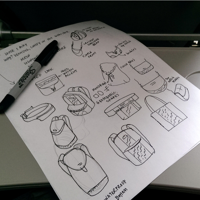 Airplane Sketches